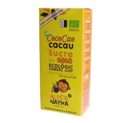 chocolate negro con arandanos 74 cacao moulins des moines 100 gr bio