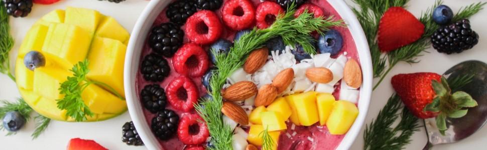 Frutas Origen Vegetal ecológicas